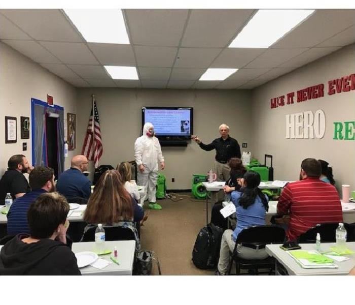 Understanding Mold Continuing Education Class