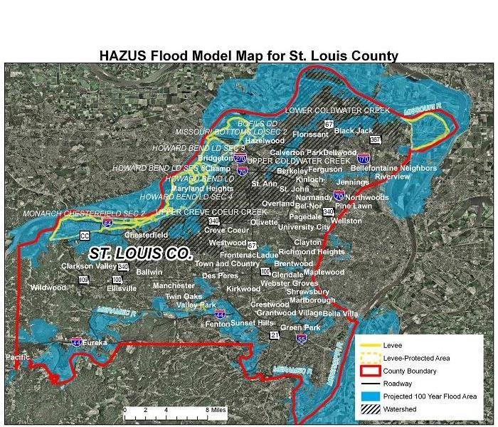 General Flood Maps