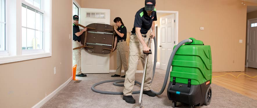 Florissant, MO residential restoration cleaning